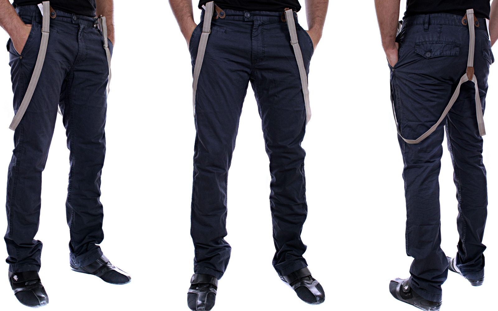 urban surface chino trousers braces men 39 s pants trousers. Black Bedroom Furniture Sets. Home Design Ideas