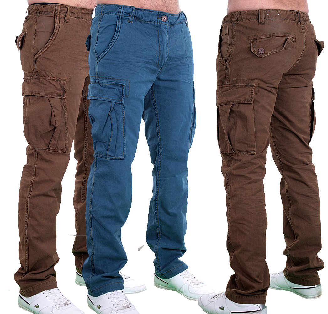jet lag herren cargo hose army hose cargohose arbeitshose freizeithose jeans ebay. Black Bedroom Furniture Sets. Home Design Ideas
