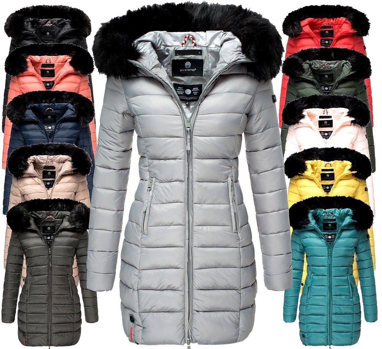 Kleding en accessoires Marikoo Damen Winter Jacke Stepp