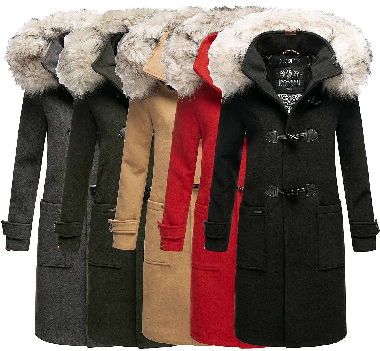 Title Details About Trench Jacket Show Original Womens Transition Navahoo Coat New Parka Overcoat Winter thdsQr