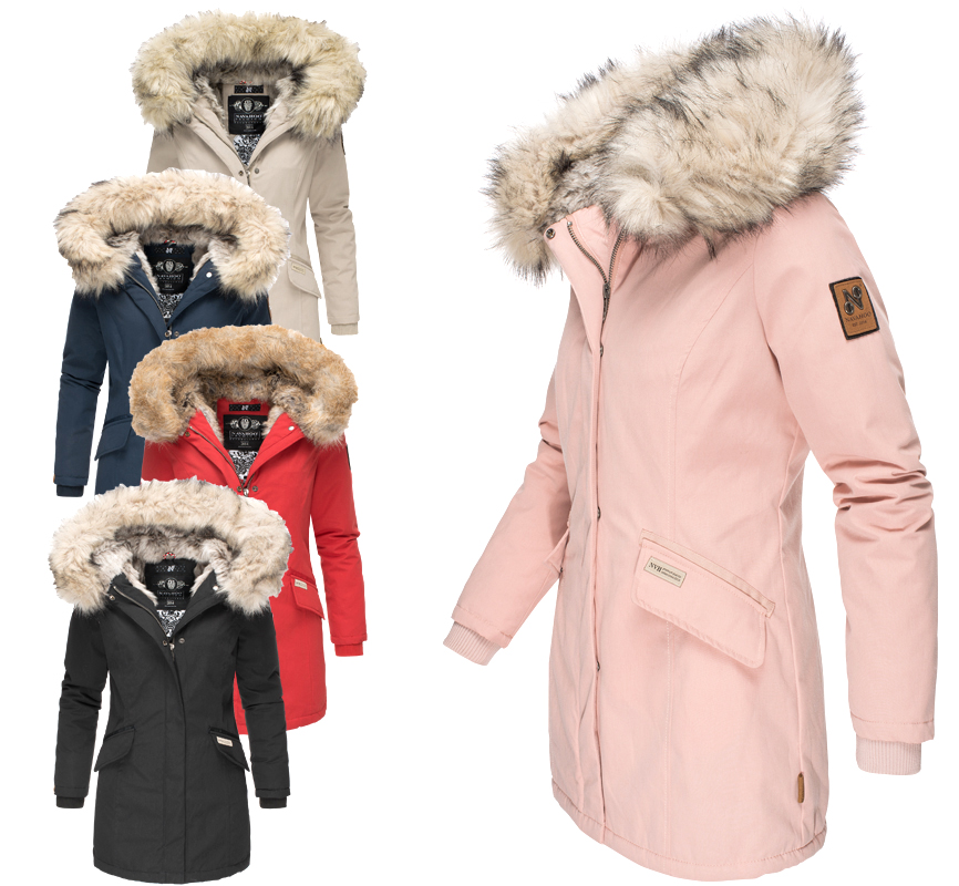 Very Premium Jacket Ladies Navahoo Warm Winter DWH29EI