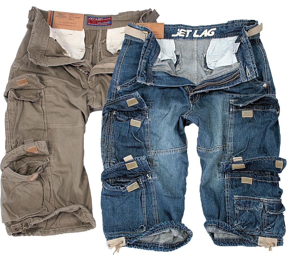 Brandit Shorts Industry Vintage 3//4 kurze Hose Sommerhose oliv 100/% Baumwolle